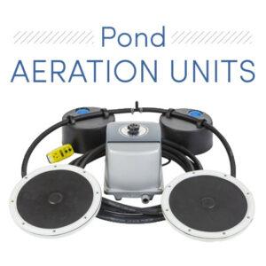 Nashville Pond Aeration Units