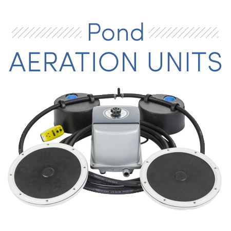 Nashville Pond Aeration Units