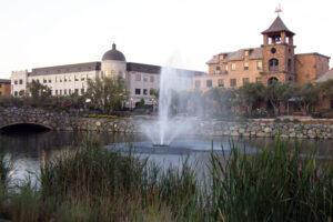 Otterbine Giant 10 HP Aqua Star Fountain