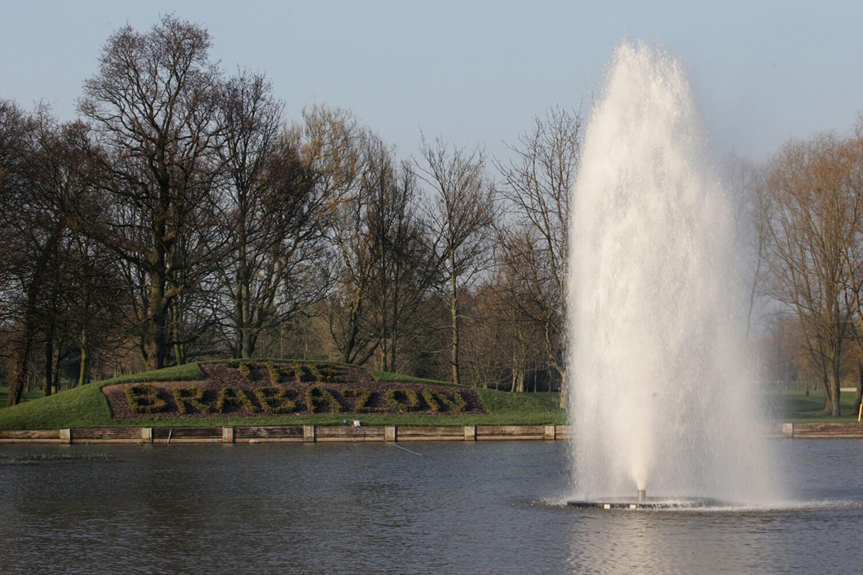 Otterbine Giant 10 HP Polaris Fountain