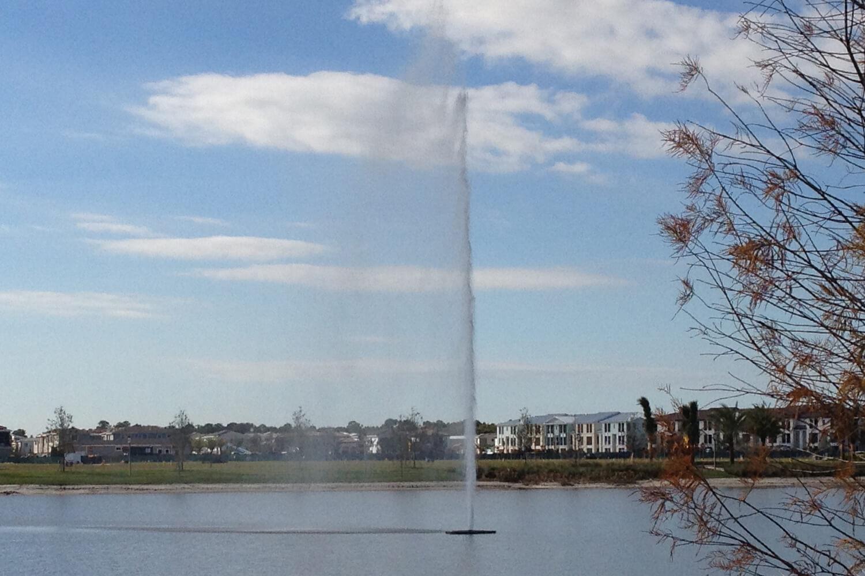 Otterbine Giant 10 HP Supernova Fountain