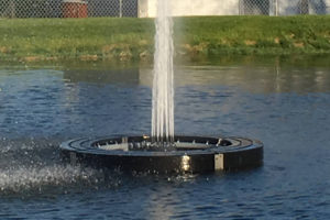 Otterbine Giant 10 HP Supernova Fountain