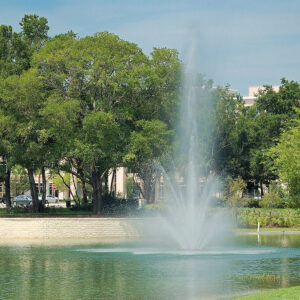 Otterbine Giant 25 HP Triad Fountain