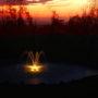 Otterbine Constellation Floating Fountain