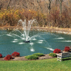 Otterbine Genesis Floating Pond Fountain