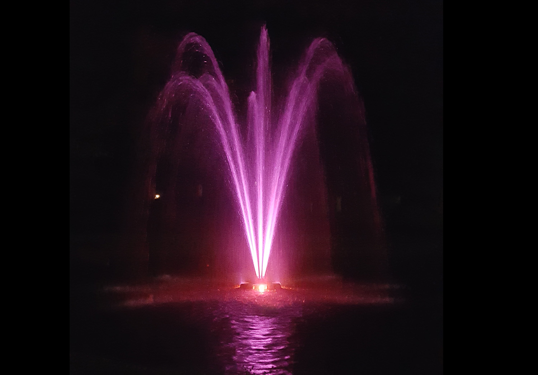 Otterbine Fountain Glow MR16 Low Voltage LED Pond Lighting - 2 Light Kit