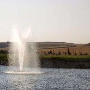 Otterbine Rocket Floating Pond Fountain
