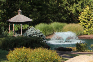 Otterbine Saturn Floating Pond Fountain