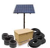 SPA-4B Solar Aeration System – Up to Four Acres